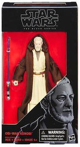 Obi-Wan Kenobi Star Wars Black Series 6-Inch