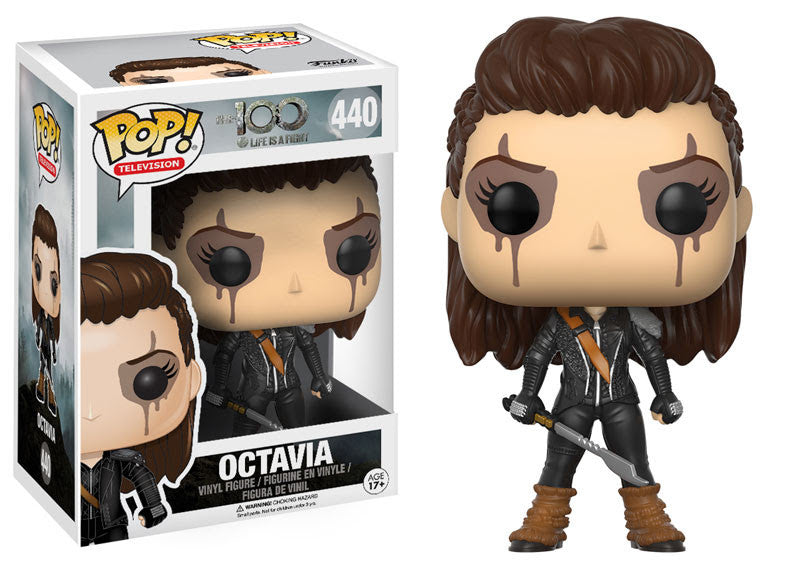 Octavia Blake Funko Pop! Television The 100