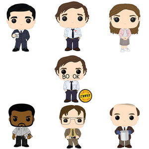 The Office Funko Pop Television Chase Bundle of 7