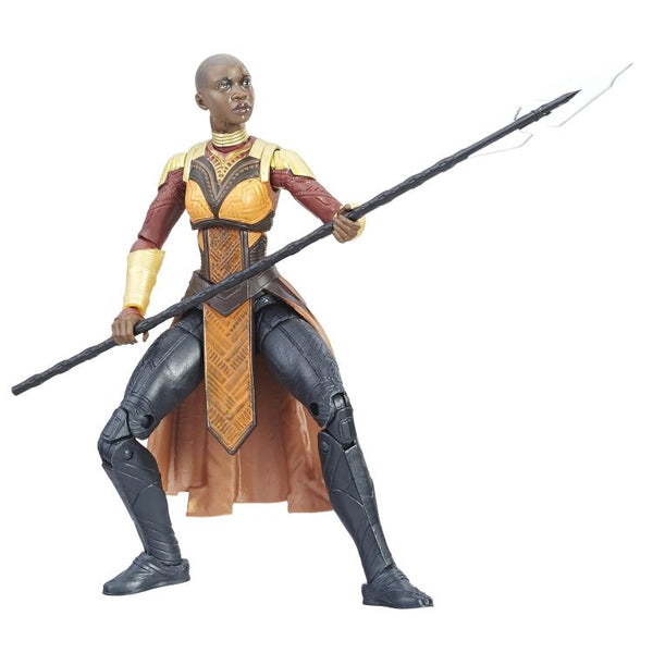 Okoye Marvel Legends Build-A-Figure