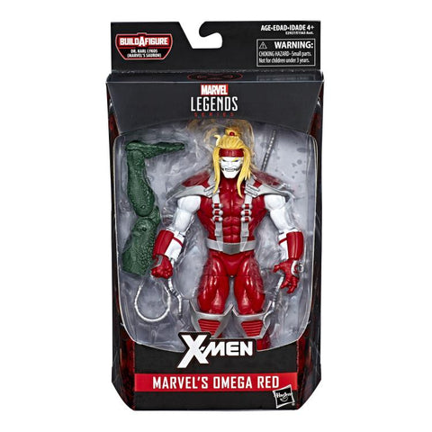 Omega Red Marvel Legends Sauron Build-A-Figure Wave