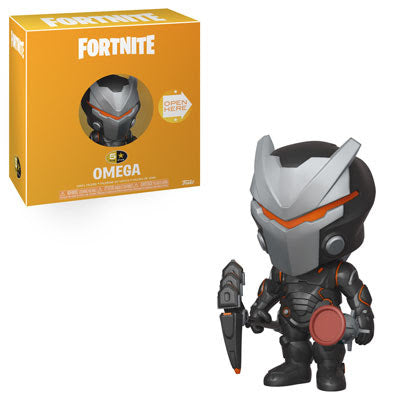 Fortnite Omega 5 Star Vinyl Figure