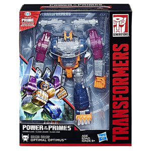 Optimal Optimus Transformers Generations Power of the Primes Leader Class