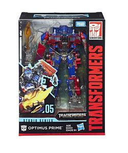 Optimus Prime Transformers Studio Series Premiere Voyager Class