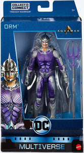 Orm DC Comics Multiverse Trench Monster Collect & Connect Action Figure
