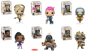 Overwatch Funko Pop! Games Bundle