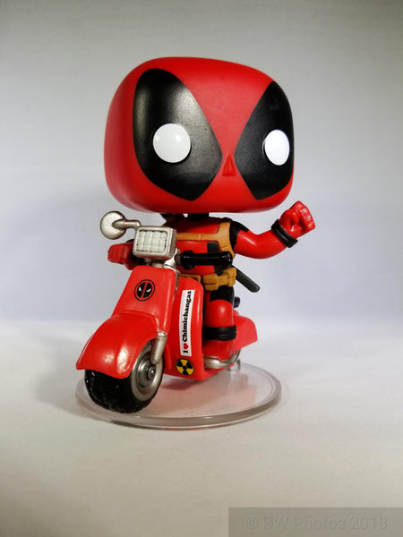 Deadpool with Scooter Funko Pop! Rides