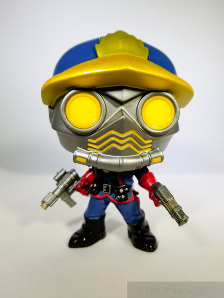 Star Lord Funko Pop! Marvel Halloween Comic Fest 2018 Exclusive