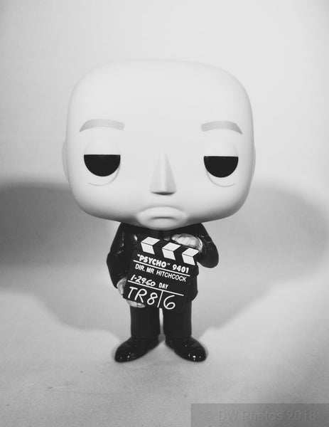 Alfred Hitchcock Funko Pop! Movies Directors