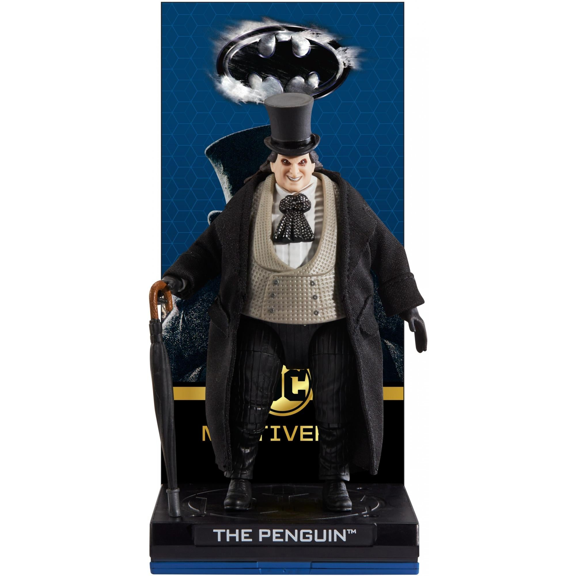Batman Returns Penguin DC Comics Multiverse Signature Collection Action Figure