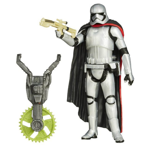 Captain Phasma Star Wars Force Awakens Jungle Figure