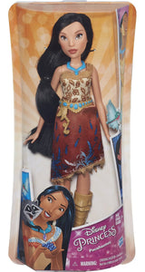 Pocahontas Disney Princess Royal Shimmer Doll