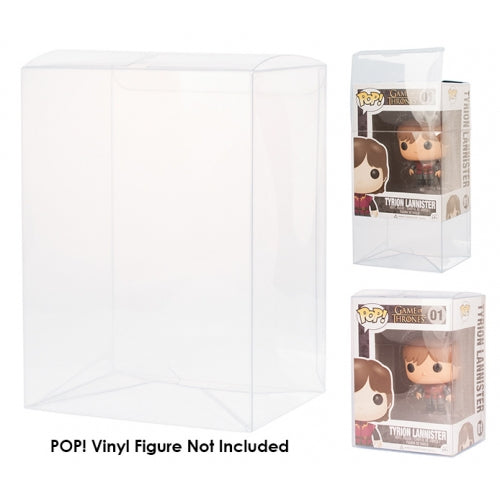 Ultra Pro Funko Pop Semi-Rigid Display Pack of 20 Free Shipping