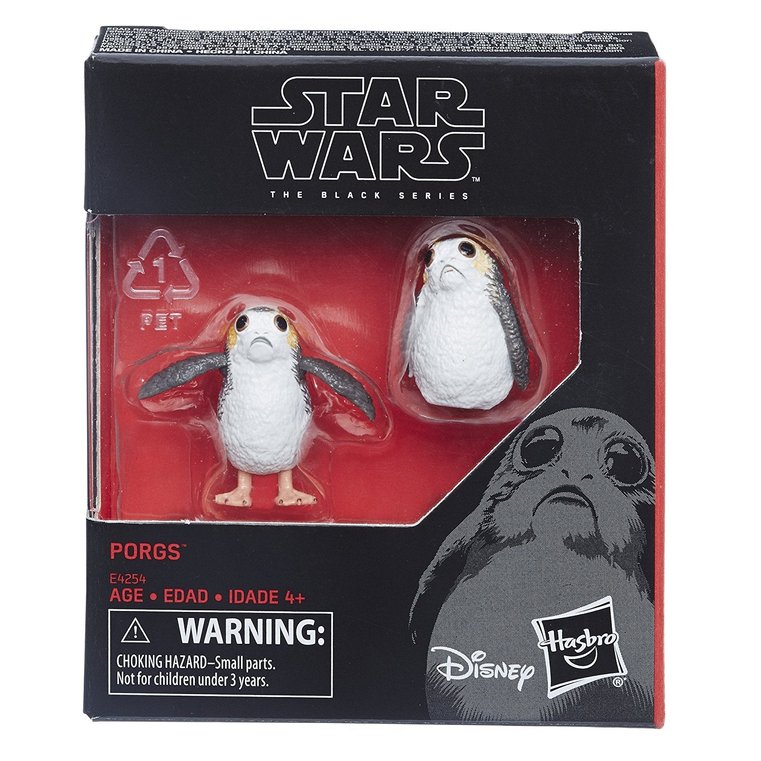 Porgs Star Wars Black Series 6 Inch Scale Figure