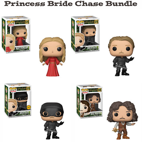 The Princess Bride Funko Pop! Movies Chase Bundle