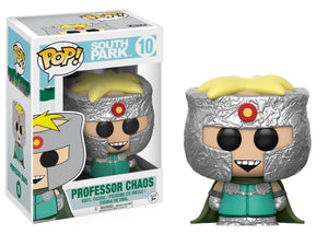Professor Chaos Funko Pop