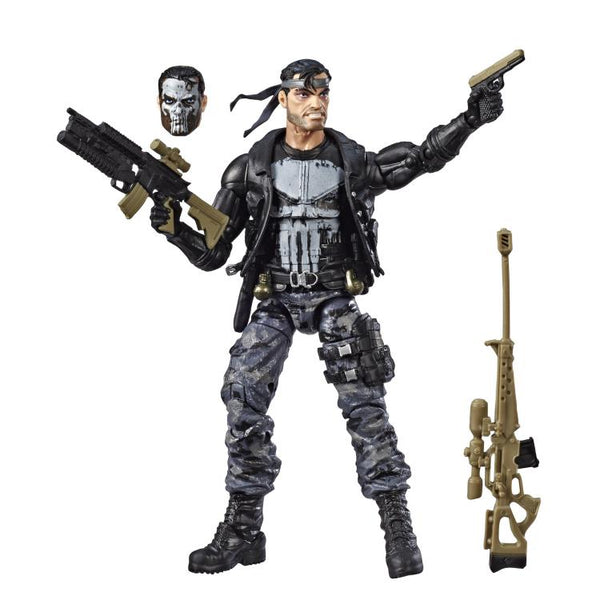 Punisher Marvel Legends 6-Inch Action Figure Exclusive