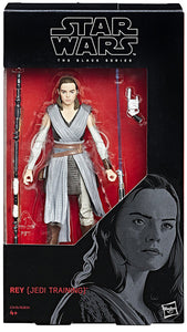 Rey Jedi Training Star Wars The Last Jedi Black Series 6 Inch Figure