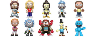 Rick and Morty Mystery Minis Series 1