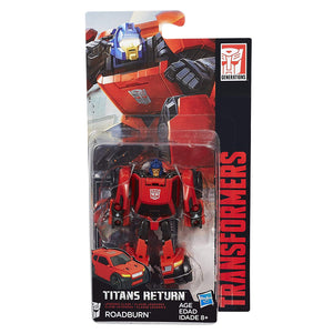 Roadburn Transformers Generations Titans Return Legends Class