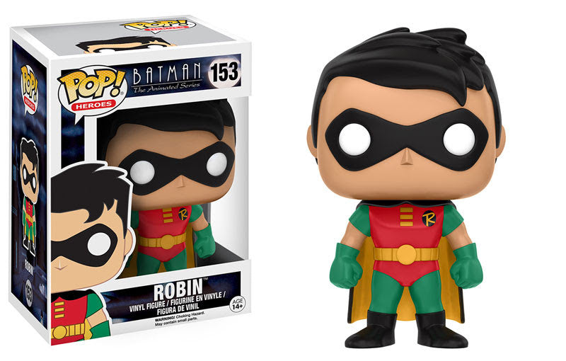 Robin Funko Pop! Batman Animated Series