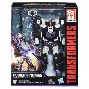 Rodimus Unicronus Transformers Generations Power of the Primes Leader Class