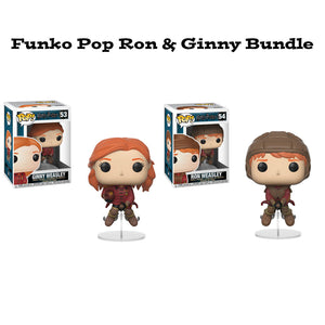 Harry Potter Ginny Weasley on Broom Funko Pop 53