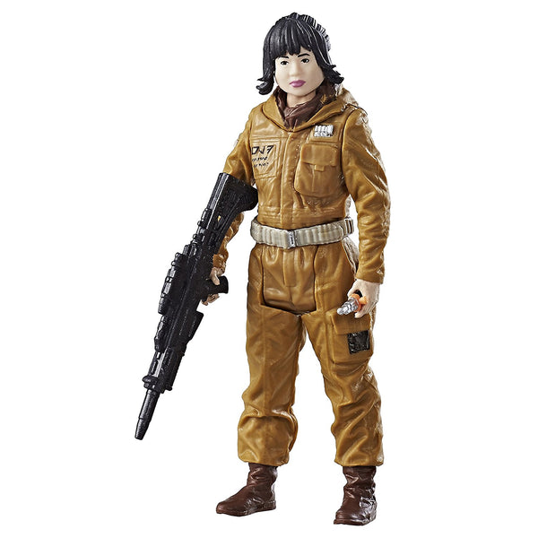 Rose Star Wars The Last Jedi 3.75 Inch Figure