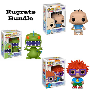 Rugrats Funko Pop! Animation Nickelodeon Bundle