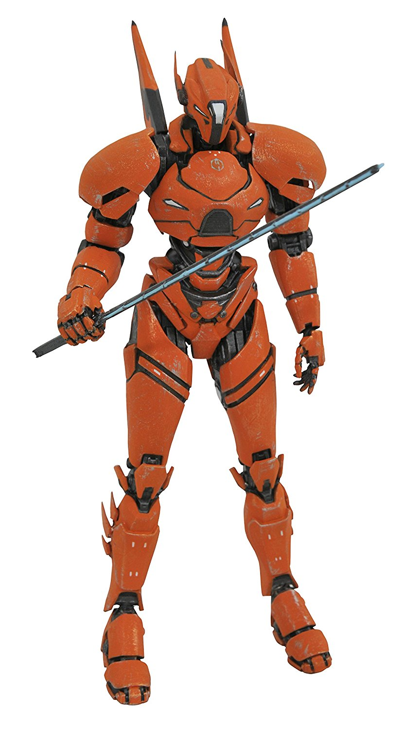 Saber Athena Pacific Rim Uprising Select Action Figure