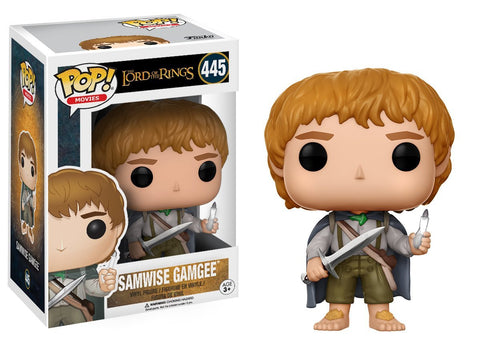 Samwise Gamgee Funko Pop! Movies Lord of the Rings