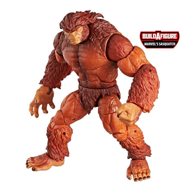 Sasquatch Marvel Legends Build-A-Figure