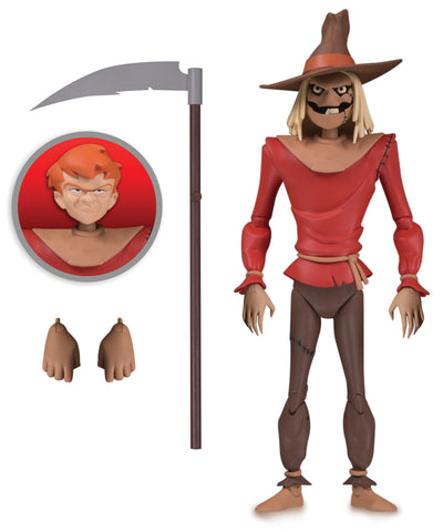 Scarecrow Batman the Animated Series Action Figure
