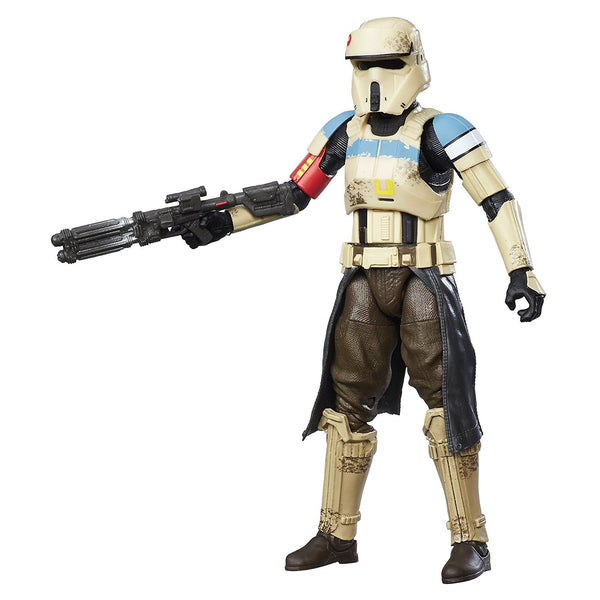 Scarif Stormtrooper Squad Leader Star Wars Black Series Rogue One 6-Inch