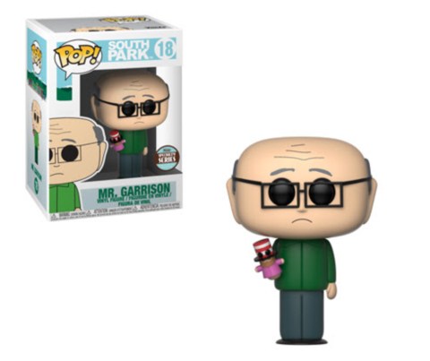 Mr. Garrison Funko Pop! South Park Specialty Series