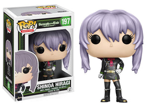 Shinoa Hiragi Funko Pop! Animation Seraph of the End