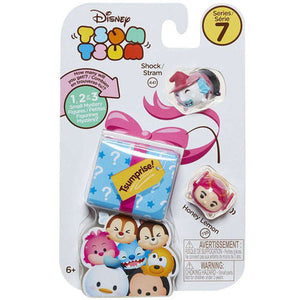 Shock and Honey Lemon Disney Tsum Tsum Series 7 Tsumprise 3-Pack