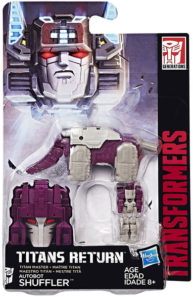 Shuffler Transformers Generations Titans Return Masters