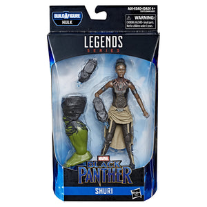 Shuri Avengers Endgame Marvel Legends 6-Inch Action Figure