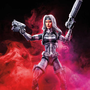Silver Sable Marvel Legends