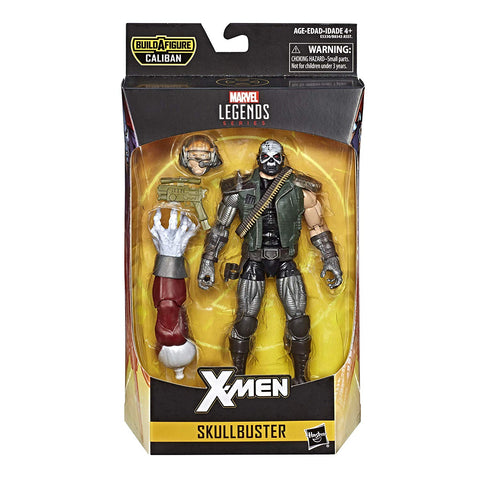 Skullbuster X-Men Marvel Legends Action Figure