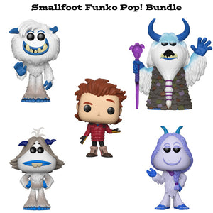 Smallfoot Funko Pop! Movies Bundle