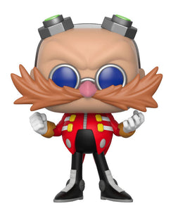 Dr. Eggman Funko Pop! Games Sonic the Hedgehog