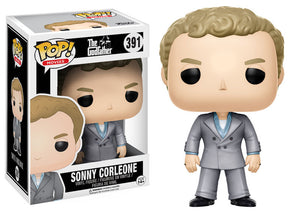 Sonny Corleone Funko Pop! Movies The Godfather