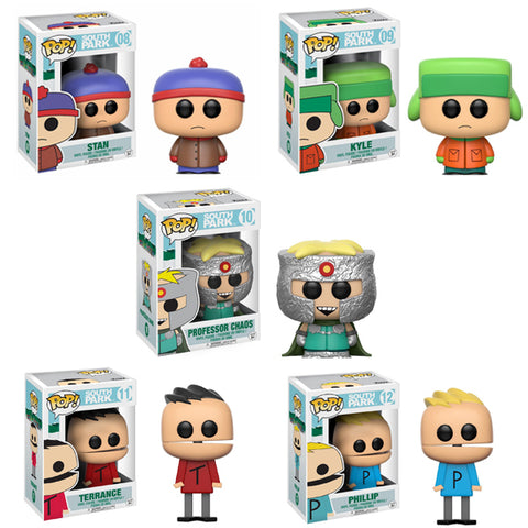 South Park Funko Pop! Bundle