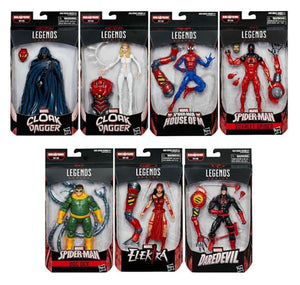 Spider-Man Marvel Legends SP//dr Build-A-Figure Wave