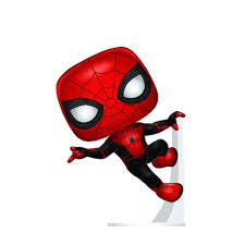 Spider-Man Upgraded Suit Funko Pop Marvel Spider-Man Far From Home
