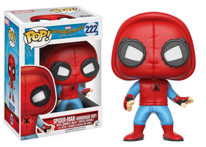 Homemade Suit Spider-Man Funko Pop! Marvel Spider-Man Homecoming