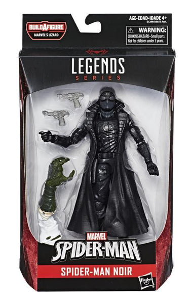 Spider-Man Noir Marvel Legends 6-Inch Action Figure