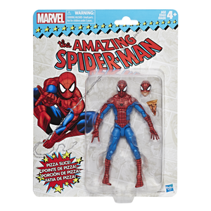 Spider-Man Marvel Legends Retro Figure